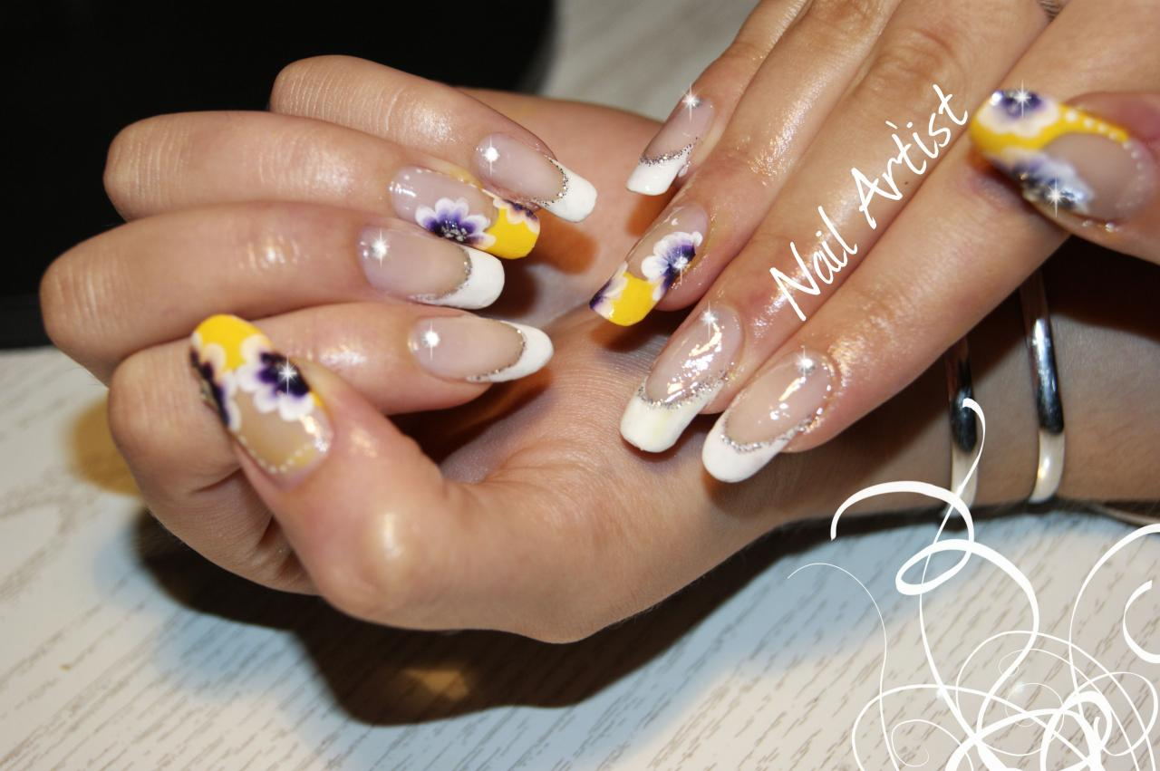 deco ongle one stroke